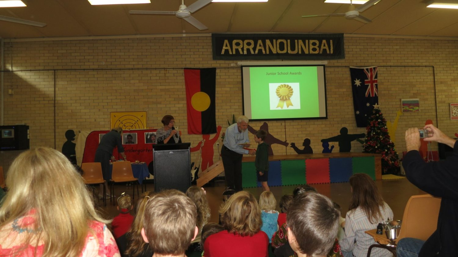Arranounbai School Presentation