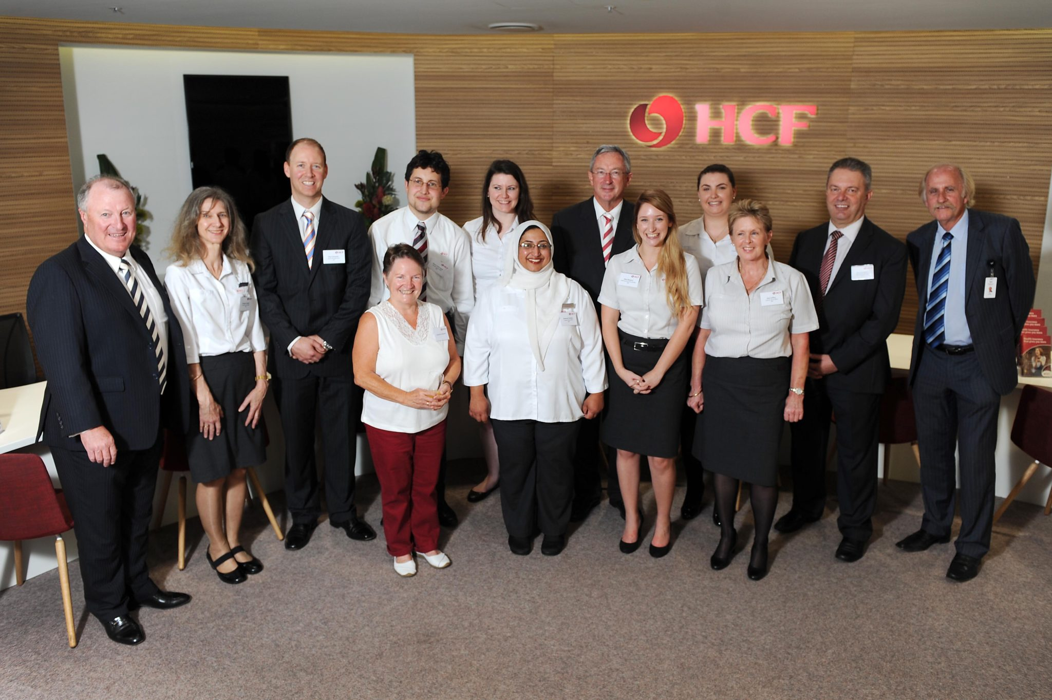 Opening of the new HCF Offices at Warringah Mall
