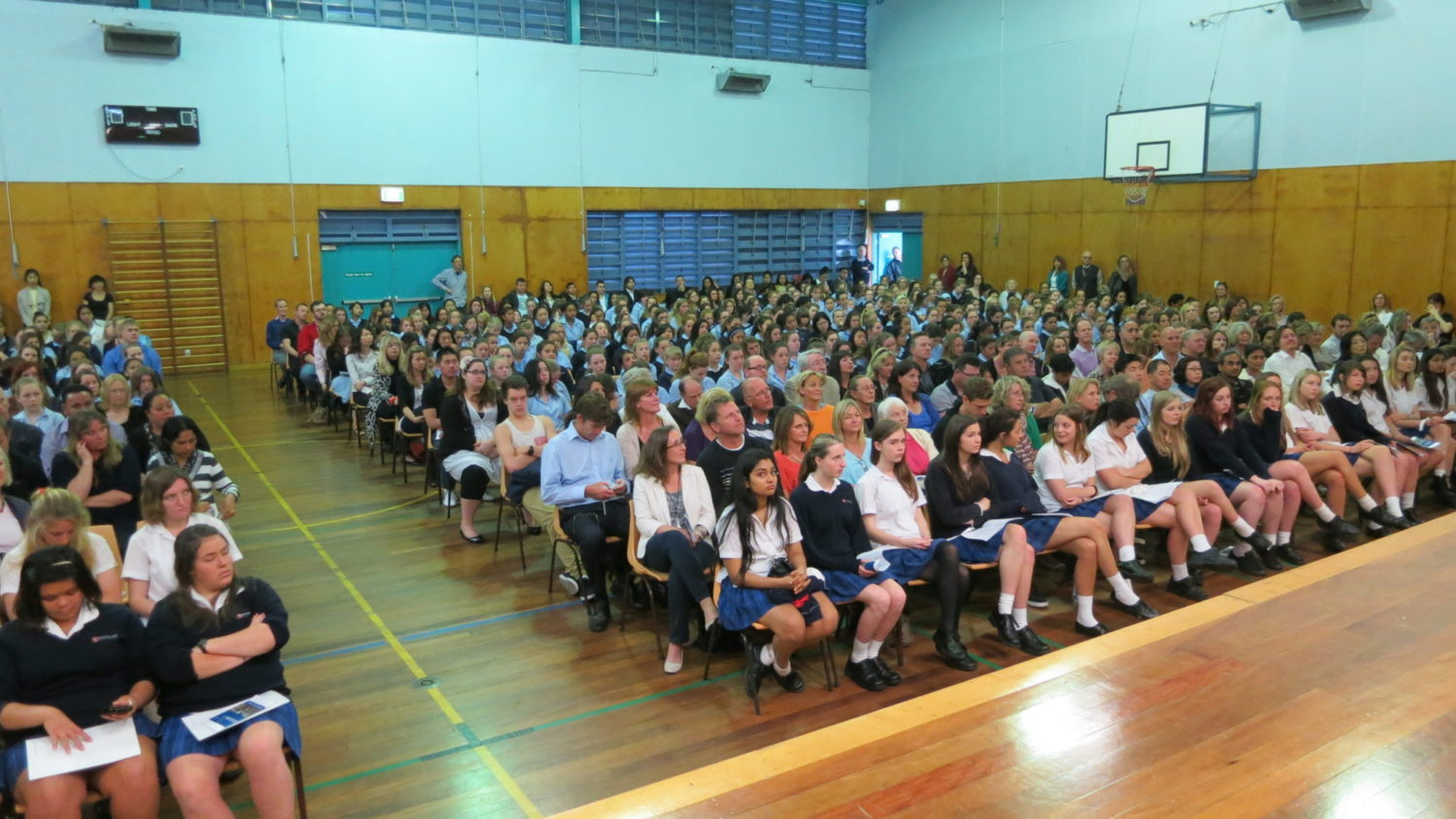 Mackellar Girls – Year 12 Farewell Assembly