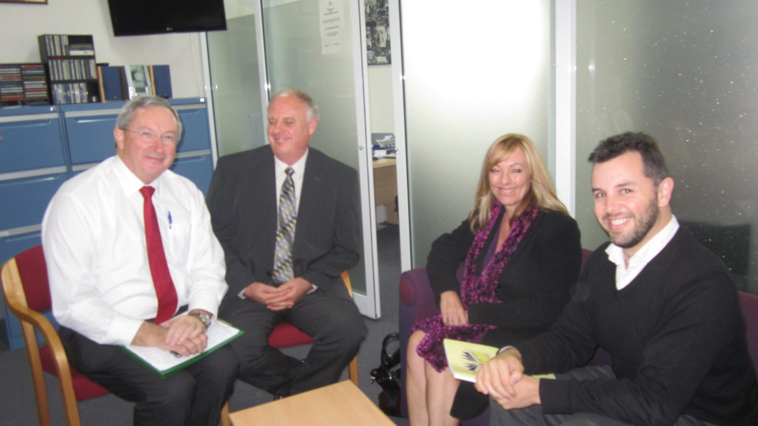 Meeting with Housing NSW