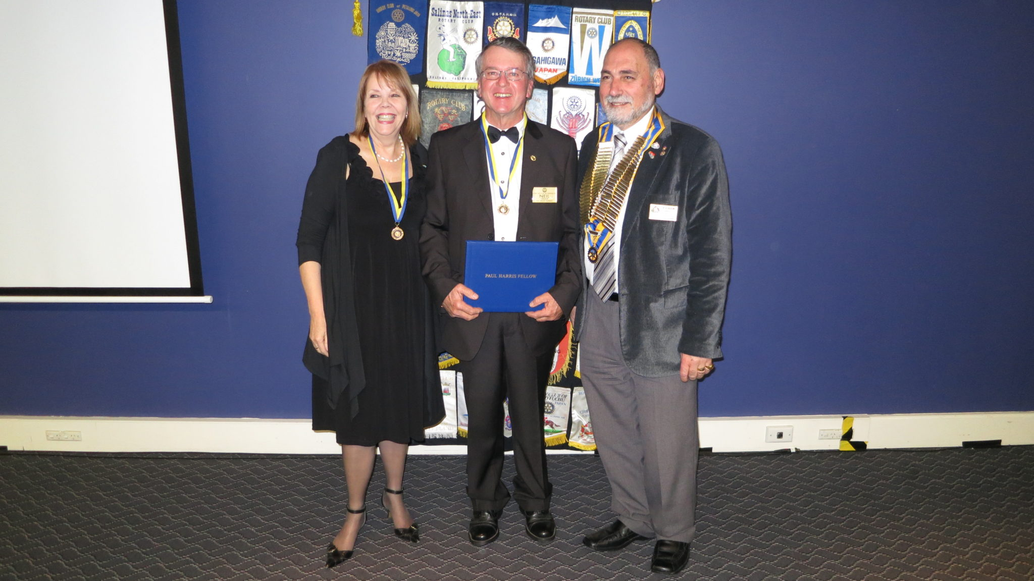 Rotary Club of Dee Why Changeover Dinner