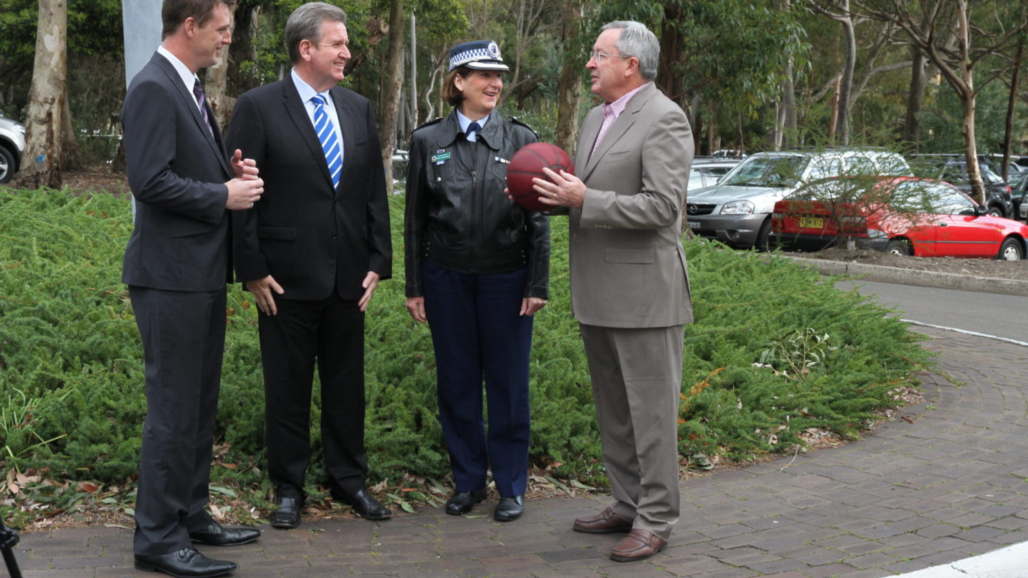 State Government Funding for PCYC in Dee Why