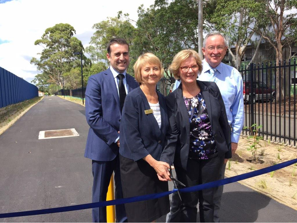 Northern Beaches Hospital – Opening of Pedestrian Pathway
