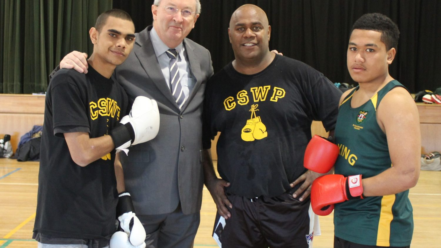Youth Boxers St Augustine's College