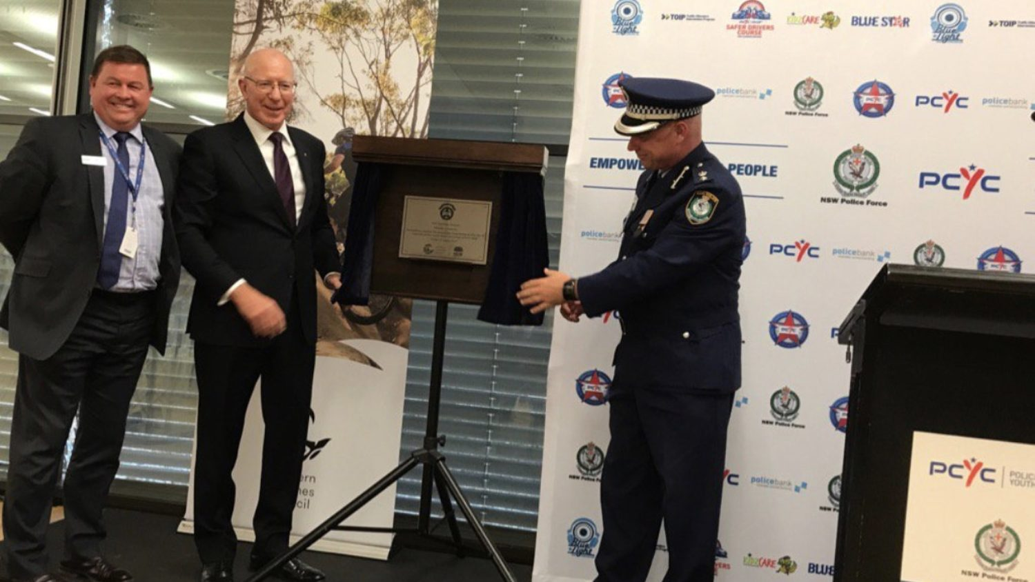 Opening of Northern Beaches PCYC